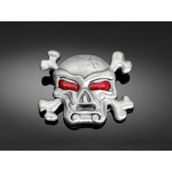 HEBILLA BUCKLE SKULL AND BONES