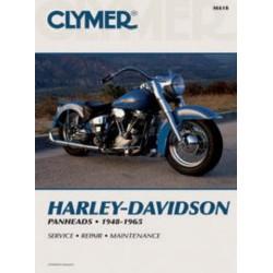 MANUAL REPARACION HARLEY DAVIDSON PANHEADS 48-65