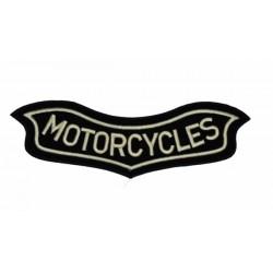 PARCHE MOTORCYCLE 25 x 8 CM