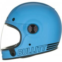 """CASCO INTEGRAL BELL """"BULLITT"""" RETRO BLUE"""