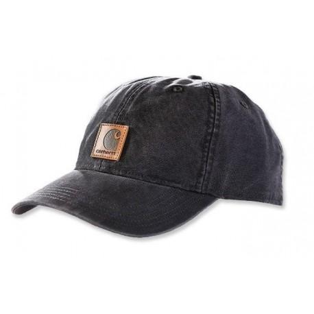 ODESSA BLACK HAT CARHARTT - SpacioBiker ba34df04382