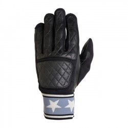 GUANTES ROLAND SANDS PERISTYLE NEGRO
