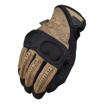 WORK GLOVES M-PACT 3 MECHANIX COYOTE