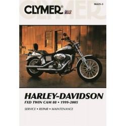 MANUAL REPARACION HARLEY DAVIDSON TWIN CAM DYNA GLIDE 99-03