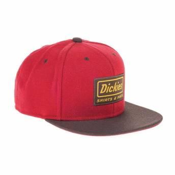 JAMESTOWN DICKIES RED HAT