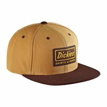 JAMESTOWN DICKIES BROWN HAT