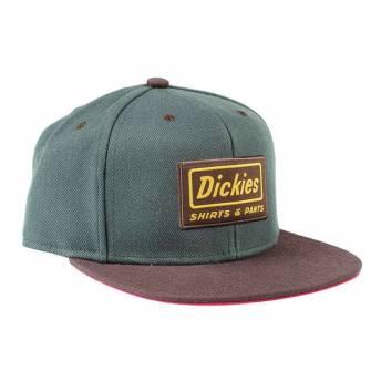 JAMESTOWN DICKIES GREEN HAT