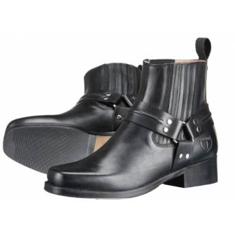 HIGHWAY 1 WESTERN SHORTY BOOTS