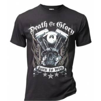 camiseta-death-or-glory-negra