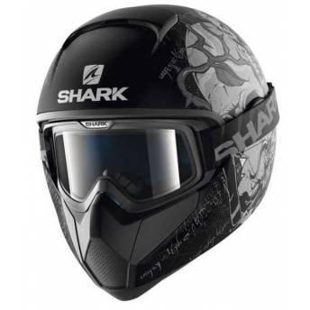 casco-integral-shark-vancore-negro-brillo