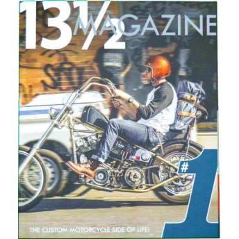 REVISTA 13 1/2 MAGAZINE