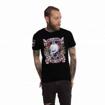 BILLY EIGHT INKY FOOL T-SHIRT