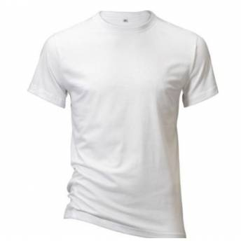 BASIC T-SHIRT TWIN PACK WHITE