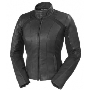 CHAQUETA PIEL MUJER CAFE RACER BRITTANY