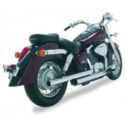 ESCAPE STRAIGHTSHOTS HONDA VT750DC BLACK WIDOW, SPIRIT 01-07