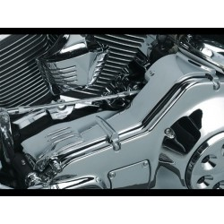 MOTOR COVER TRIM CHROME HARLEY (various models)