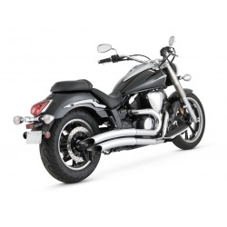 ESCAPE VANCE & HINES YAMAHA XVS950 BIG RADIUS 09-UP