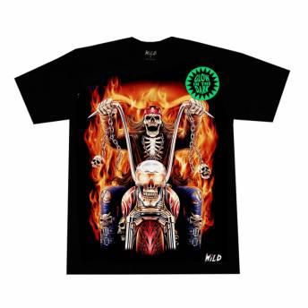camiseta-wild-burning-motorcycle