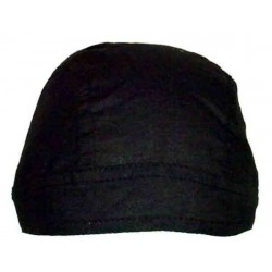 COTTON BANDANA HEAD FOR BLACK