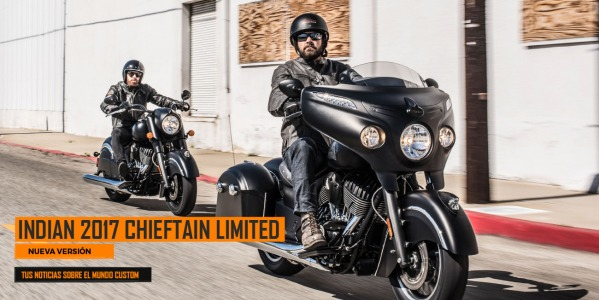INDIAN 2017 CHIEFTAIN LIMITED