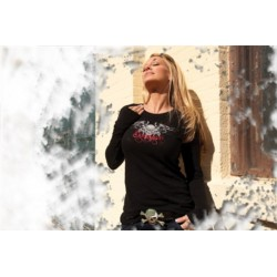 CAMISETA MUJER WICKED