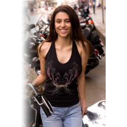 CAMISETA MUJER TIRANTES FLY BY NIGHT