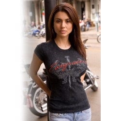 CAMISETA MUJER BAD GIRLS RULE