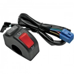 STAR-STOP SWITCH 22 MM.