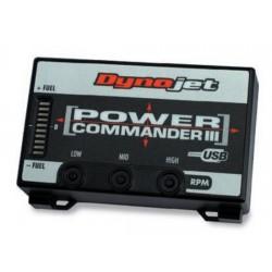 CENTRALITA DYNOJET HARLEY FXST/FLST 07-08 POWER COMMANDER III US