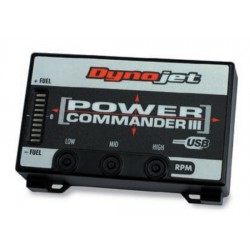 CENTRALITA DYNOJET HARLEY V-ROD 02-06 POWER COMMANDER III USB