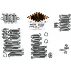 OEM-STYLE SCREW KIT HARLEY DAVIDSON SOFTAIL 00-06