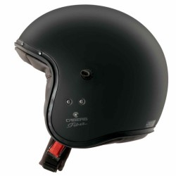 CASCO JET FREERIDE CABERG BLACK MAT