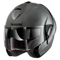CASCO INTEGRAL SHARK EVOLINE 3 GRIS MATE