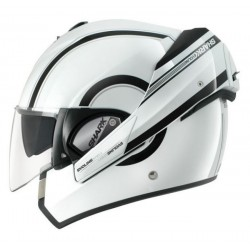CASCO INTEGRAL SHARK EVOLINE 3 MOOVIT BLANCO