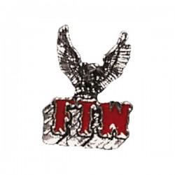 PIN FTW EAGLE