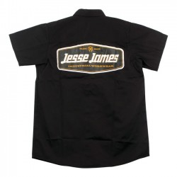 CAMISA JESSE JAMES LOGO WORK