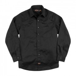 CAMISA JESSE JAMES INDUSTRY WORK BLACK