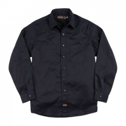 CAMISA JESSE JAMES INDUSTRY WORK NAVY