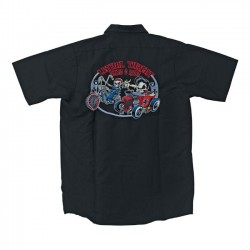 CAMISA LETHAL THREAT BIKES'N RODS