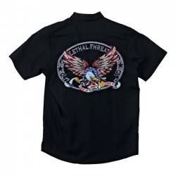 CAMISA LETHAL THREAT USA EAGLE