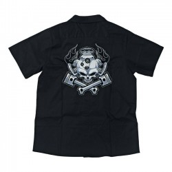 CAMISA LETHAL THREAT ENGINE SKULL