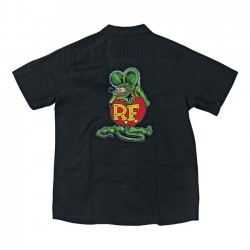 CAMISA LETHAL THREAT RAT FINK