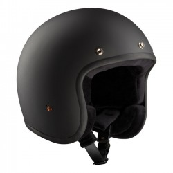 CASCO BANDIT JET BLACK MATT ECE
