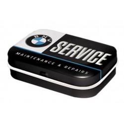 CAJA DE PASTILLAS BMW SERVICE