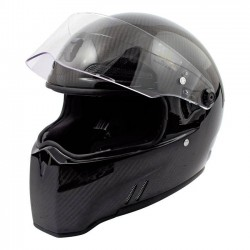 CASCO BANDIT ALIEN II CARBONO