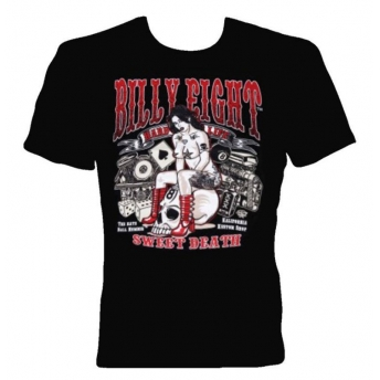 CAMISETA BILLY EIGHT SWEET DEATH