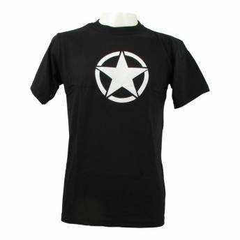 camiseta-fostex-vintage-white-star-black