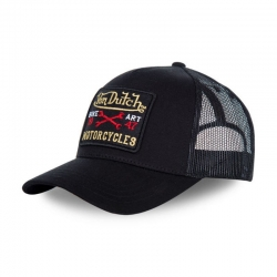 GORRA VON DUTCH BASEBALL BLACKY 2