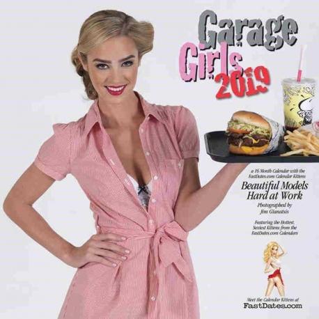 CALENDARIO GARAGE GIRLS 2019