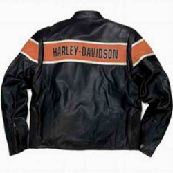 chaqueta-harley-davidson-race-new-nwt-piel